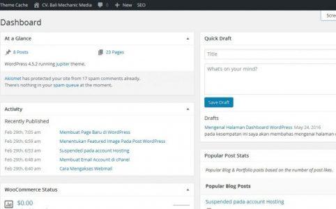 Mengenal Kategori pada WordPress dan Cara Pembuatannya