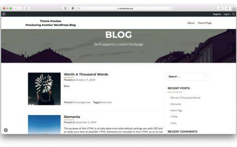 Rekomendasi Template Wordpress Premium Layak Lirik di 2020 Ini