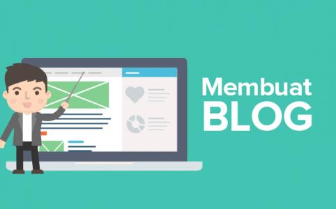 Cara Mudah Bangun Personal Blogger Indonesia